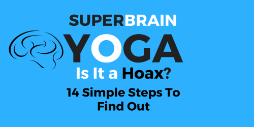 Super Brain Yoga Hoax